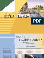 Livable Centers