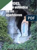 Lourdes, relato auténtico de las apariciones