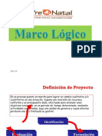 Marco Logico y Pips 2011. 1