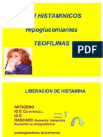 Antihistaminico Teo Hipglu Ital