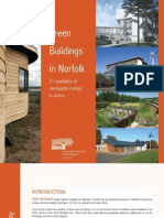 Green Buildings in Norfolk - Volume 1 WEB