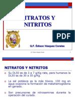 mia de Nitritos y Nitratos