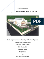 A History of Punjab Buddhist Society UK