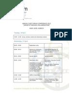 Fleet Forum Conference 2012_High_level Agenda_Final