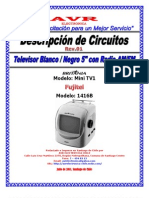 Britania Mini-tv1 Fujitel Tv-506m Descripcion Circuitos Rev.01