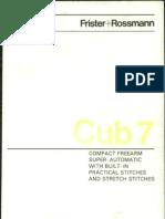 Frister Cub 7