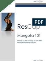 ResCap Mongolia 101 v2