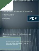 Funciones Visual