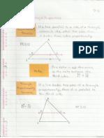 Geometry Interactive Notebook 7-4