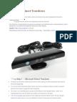 Microsoft Kinect Teardown