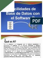 Facilidades de Bases de Datos Con El Software