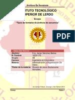 Archivios De Secuencia