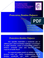 TEMA No 18 = Protect Ores Dentino Pulpares (Catedra)