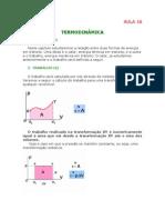 Física - Aula 16 - Termodinâmica