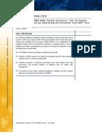IDC Worldwide RDBMS Vendo Analysis License Revenue - 2007