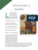 literaturaincaicaoquechua-110312151426-phpapp01(1)