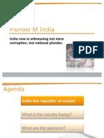 Plunder of India