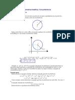 eometria Analítica