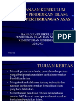 Isu-Isu Pendidikan Islam