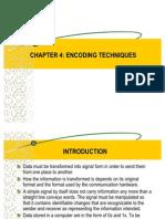 CHAPTER 4d Encoding