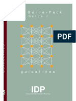 IDP Integrated Development Planning Guide Pack. Guide I Guid