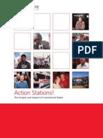 2011 Radio Centre Action Stations