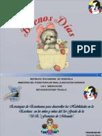 ESTRATEGIAS DE ENSEÑANZA UE. FRANCISCO DE MIRANDA