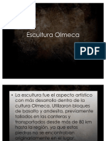 Escultura Olmeca