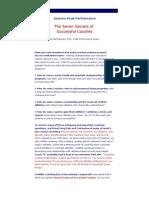 The Seven Secrets of Successful Coaches - Jeff Janssen.doc
