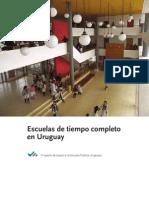 LIBROEscuelas de Tiempo Completo en Uruguay