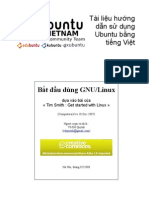 Get Started With Linux Vi PDF 5100