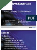 Active Directory Al Descubierto