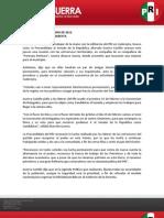 Boletín de actividades 9 de febrero de 2012