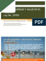 Ley de Seguridad y Salud en El Trabajo No 29783 - R01