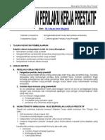 Materi 2 - Menerapkan Perilaku Kerja Prestatif