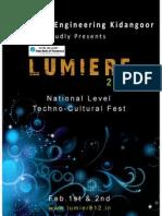 Lumiere2012 Invitation