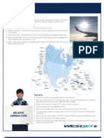 West Jet Investor Factsheet