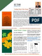 News Letter Nov 18 2008