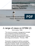 The Ecosystem Approach in Capture Fisheries