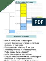 Chapitre 6 Adressage Du Reseau 08-01-09