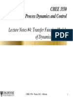 Process Control Chapter 4