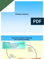 Strategic Marketing PPT @ MBABECDOMS