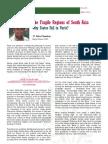 1 Fragile Region of South Asia