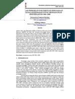 Identifikasi Perbaikan Dokumentasi Perusahaan Air Minum Dalam Kemasan Untuk Mendapatkan Sertifikasi ISO 9001:2008