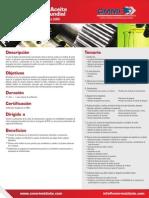 Analisis de Aceite Clase Mundial