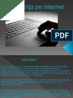 Siguranţa pe internet-Proiect1 2007