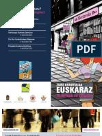 Errotulazioa euskaraz 2011 (elebitan)
