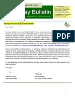 HS Friday Bulletin 02-10