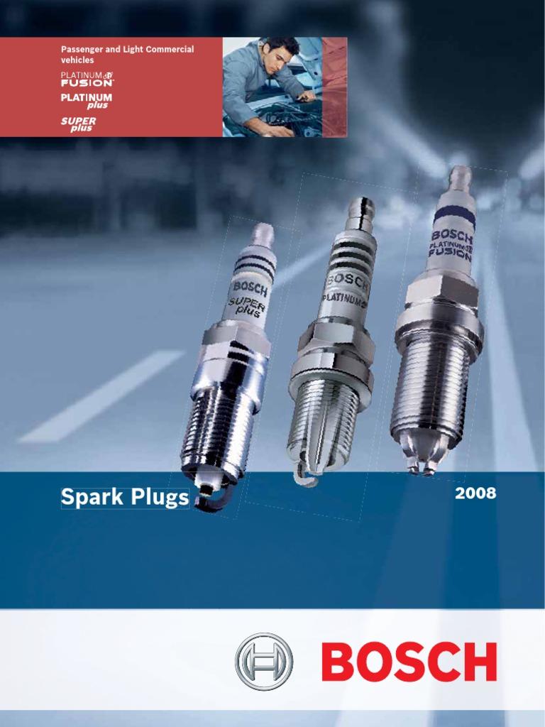 Bosch Spark Web | Engine Technology | Combustion