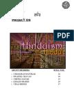 Prjt on Hinduism